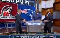 Ronde Barber & Kirk Morrison preview the AFC Championship