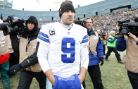 Terrell Owens doesn't believe Tony Romo will ever win a Super Bowl