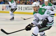 Dallas' Tyler Seguin scores beautiful top shelf goal vs. Chicago