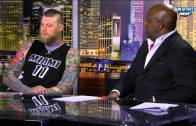 Awkward Interview: Chris Anderson on Miami Heat post game show