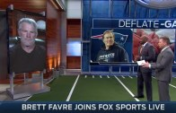 Brett Favre on Deflate-Gate, Aaron Rodgers, Comebacks and Super Bowl XLIX