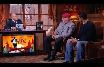 Bruce Arians interview with Rich Eisen