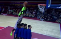 Epic fail: Missed dunk attempt during CBA's dunk contest