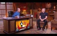 Hall of Fame QB Joe Montana with Rich Eisen