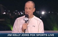 Jim Kelly previews Super Bowl XLIX with Randy Moss, Donovan McNabb & Dave Wannstedt
