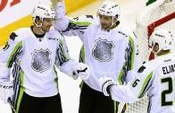 John Tavares scores 4 goals in the 2015 NHL All-Star game