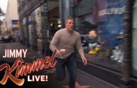 Jokes: JJ Watt gets Jimmy Kimmel a coffee and runs over people
