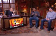 Luke Kuechly & Willie McGinest interview with Rich Eisen