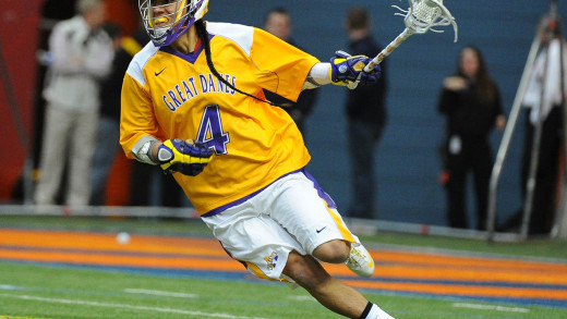 LAX Magician: Lyle Thompson college highlights at the University of Albany