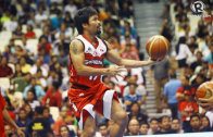 Manny Pacquiao's first highlights playing basketball in the PBA