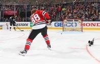 Patrick Kane wins NHL Accuracy Shooting