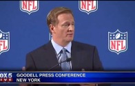 Roger Goodell state of the union on the NFL (Full Press Conference)
