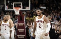 Wet: Kyrie Irving drops 55 points and 11 3-pointers