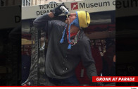 Rob Gronkowski gets lit and dances at Patriots Super Bowl parade