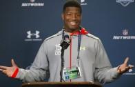 Jameis Winston NFL Combine press conference