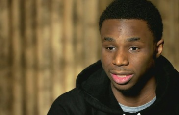 Andrew Wiggins interview with Inside Stuff