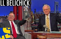 Bill Belichick talks Pete Carroll & Super Bowl 49 with David Letterman