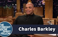 Charles Barkley rants about Vodka, Domino's & Space Travel with Jimmy Fallon