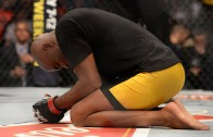 Does failed drug test leave questions about Anderson Silva's legacy?