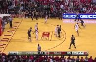 Dunk of the Year? Purdue's Jon Octeus throws it down on Indiana's Collin Hartman