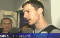 Goran Dragic doesn't trust the Phoenix Suns front office & requests to be traded
