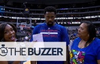 Hilarious: Clippers DeAndre Jordan imitates Marshawn Lynch in interview