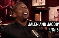 Jalen Rose & Jacoby discuss the Cavs, DeMarcus Cousins, Julian Edelman, Adam Silver & more