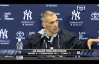 Joe Girardi on the Yankees' life post-Derek Jeter
