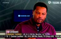 Kevin Sumlin talks National Signing Day & Texas A&M football