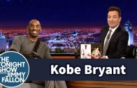 Kobe Bryant & Jimmy Fallon speak on making a beer run in 1996