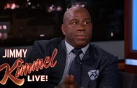 Magic Johnson's advice for the Los Angeles Lakers on Jimmy Kimmel