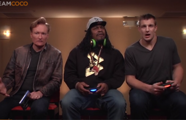 Marshawnisms: Outtakes of Marshawn Lynch on Conan
