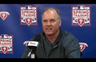 Ryne Sandberg on state of Philadelphia Phillies as they enter Spring Training
