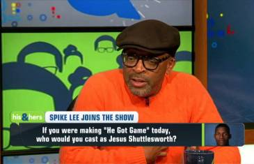 Spike Lee talks potential 'He Got Game 2' & new sports series