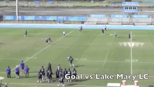 Rising Lacrosse star: Tehoka Nanticoke
