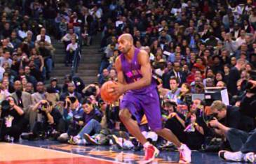 Vince Carter looks back on the 2000 Slam Dunk Contest