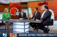 What brought Johnny Manziel to rehab? FOX Sports Live discusses