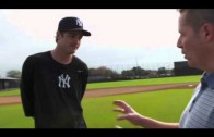 Yankees new RP Andrew Miller speaks on his mound approach