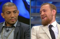 Conor McGregor to Jose Aldo: 'I'm your daddy. Call me Jose Sr.'