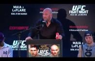 """Dana White calls referee stoppage in Silva vs. Dober fight """"bull*hit"""""""
