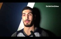 Enes Kanter passively rips the Utah Jazz