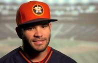 Jose Altuve talks Houston Astros in interview with Ken Rosenthal