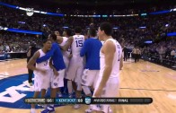 Kentucky advances to the Final Four with missed Jerian Grant buzzer beater