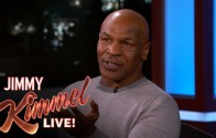 "Mike Tyson's advice for kids ""Say no to dope"""