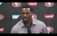 Patrick Willis emotional in retirement press conference (Full Press Conference)