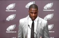 Philadelphia Eagles introduce DeMarco Murray