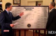 President Obama releases his 2015 NCAA Tournament bracket