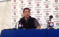 Rangers GM Jon Daniels on Yu Darvish's timeline