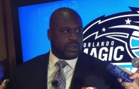 Shaq wishes he had more patience & stayed longer in Orlando