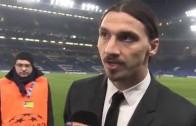 "Zlatan Ibrahimovic calls Chelsea players ""babies"""